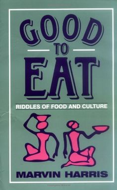Good to Eat: Riddles of Food and Culture by Marvin Harris http://www.amazon.com/dp/1577660153/ref=cm_sw_r_pi_dp_f206vb1XHS2TA