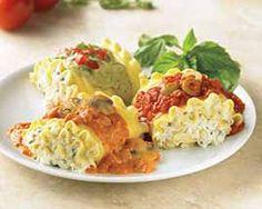 Chicken Broccoli Lasagna with Pesto Sauce