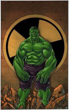 #Hulk #Fan #Art. (Hulk) By: Rudesenhos. [THANK U 4 PINNING!!]