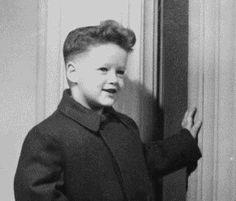 Bill Clinton. The boy from Hope (Arkansas).