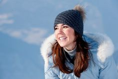 The Prince and Princess of Denmark Go Skiing