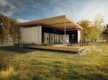 malé domy – Inšpirácie montované domy