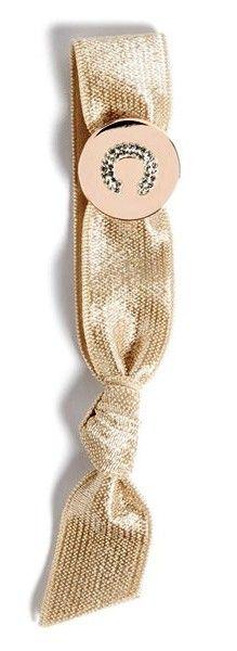 Personalized hair ties. Stocking stuffer idea!