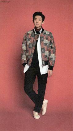 grain + chanyeol + a bummer outfit 💘 ughhh love Chanyeol Cute, Chanyeol Baekhyun, Baekyeol, Chanbaek, Chansoo, Kpop Exo, Exo K, K Pop, Kim Minseok