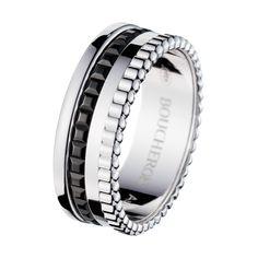 Quatre Black Edition Small Ring