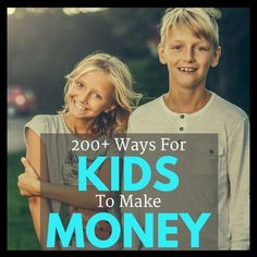 HOWTOMAKEMONEYASAKID.COM - Looking for how to make money as a kid? This is the best place for kids and teens to get ideas and make money fast. Learn how to make money online as a teenager with over 200+ ways to make money as a teen.