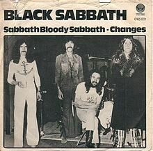 Black Sabbath-Sabbath bloody sabbath/Changes