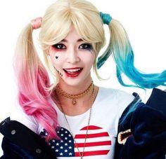 harley quinn kpop, kpop harley quinn, kpop idols costumes, kpop idols harley…
