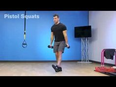 The 37 Best Single-Leg Squat Bodyweight Exercises