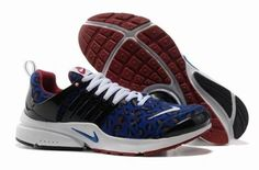 cheap for discount a5481 efe8e Heren Nike Air Presto Anti Fur Leopard Donker Blauw Rood Running  Schoenen,Order popular and super sneakers here would bring you big surprise.