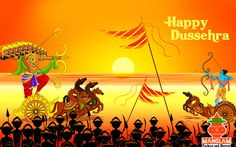 Happy Vijaya Dashami  Wish You all a Very Happy Dussehra #Packers #and #Movers in #Lucknow, #PackersandMovers in #Delhi, and all Over #India http://manglampackers.com/