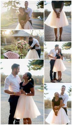 Calgary Wedding Proposal, Engagements, @claudette_hogan @mishawhite1 @orangetrunk @greatevents Sunset Wedding Proposal
