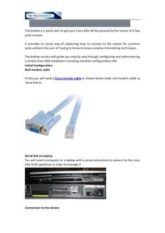 introduction-to-cisco-asa-5520-configuration-example by Router Switch via Slideshare