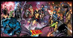 X-Men//Full Color/Jim Lee/ Comic Art Community GALLERY OF COMIC ART