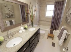 Season Episode April The Scott Brothers Home - Property brothers bathroom remodel