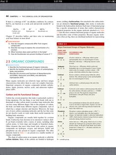 Principles of Anatomy and Physiology, Chapter 2, The Chemical Level of Organization, 16, book pg44