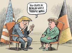 You guys In Berlin had a TERRIFIC wall!