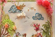 Loralie Harris Fabric Panel.