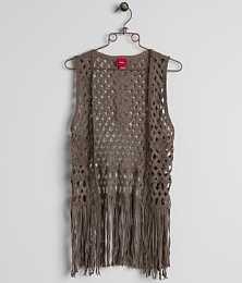 Daytrip Crochet Vest