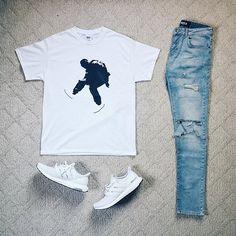 WEBSTA @ lord_n1ckachu - Yeezy Jumpman⠀⠀⠀⠀⠀⠀⠀⠀▪️ @favelaclothing denim⠀⠀⠀⠀⠀⠀⠀⠀▪️ @grandproducts_ Kanye jump tee⠀⠀⠀⠀⠀⠀⠀⠀▪️ @adidas ultra…