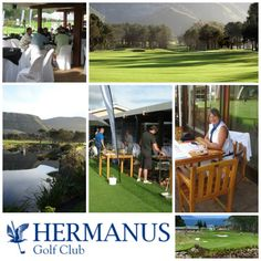 Hermanus Golf Club - 27 Hole course Address: Golf Road, Hermanus Tel: +27 (0)28 312 1954/5 Email: bookings@hgc.co.za Sports Clubs, Golf Clubs, Stuff To Do, Things To Do, Our Town, Golf Courses, This Is Us, Photo Editing, Activities