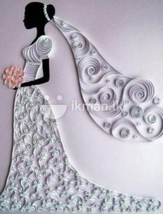 cool quilling projects - Google Search