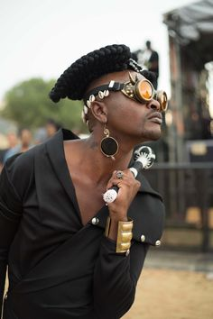 These ladies and gents are beauty goals! Punk Rock Outfits, 70s Outfits, Afro Punk Fashion, Dolly Fashion, Fashion Beauty, Rock Chic, Photos Originales, Soft Grunge, Black Goth