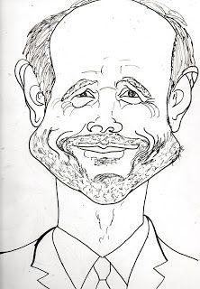 CARICATURAS DELBOY: RON HOWARD