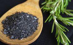 Магическая  черная  соль.
