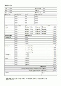 Gratis stundenzettel als pdf word und excel download for Klassisches haushaltsbuch