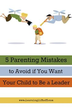 Here are five parenting mistakes to avoid to ensure your child grows up to be a successful leader. Parenting Quotes, Kids And Parenting, Student Success, Kids Growing Up, What Inspires You, Educational Technology, Early Learning, Fun Activities, Mistakes
