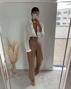 Fashion Mode, Work Fashion, Fashion Outfits, Womens Fashion, Classy Outfits, Casual Outfits, Cute Outfits, Mein Style, Elegantes Outfit