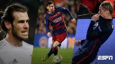 As� cierra la Liga para Barcelona, Atl�tico y Real Madrid