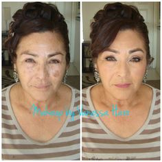 Make By Vanessa Haro Bride Bridal Glam Glow Makeup Contour