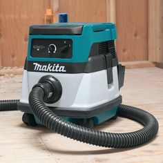 Makita Cordless/Corded Vacuum Announced  Makita really cleans up with its new HEPA filter vacuum that operates with a cord OR with 18V batteries - check out the Makita Cordless/Corded Vacuum! #makita #vacuum #cordless #18V  https://protoolreviews.staging.wpengine.com/tools/power/cordless/vacuums/makita-cordless-corded-vacuum-announced/27427/