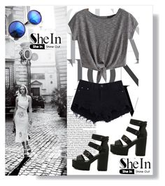 """Shein Love 5"" by amra-piric ❤ liked on Polyvore featuring Sheinside"