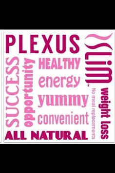 Have you had your Plexus Slim pink drink today? Feeling sluggish... Know you shouldn't have eaten that or that much... Or how is your blood pressure, cholesterol or is your diabetes controlling you?
