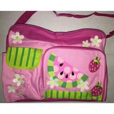 Diaper bag fruit pink 1sr 3pcs x @70rb