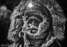 A frosty musher - Yukon - Canada Photo by Julien Schroder — National Geographic Your Shot