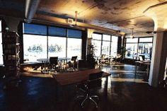 Workspace - Vancouver