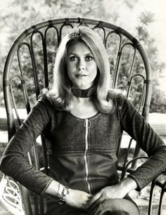 Elizabeth Montgomery. I love her in 'Bewitched!'