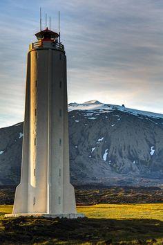 Photo Snæfellsjökull - Entry to the world par Peter Teufl on 500px