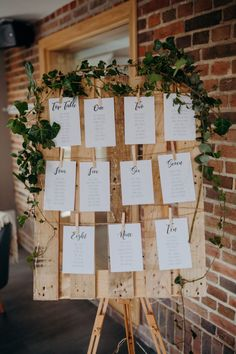 Wonderful Free A magic forest inspired wedding in Wiltshire: Anna . - Wonderful Free A Magic Forest inspired wedding in Wiltshire: Anna & Andy Thoughts An easy way to ch - Wedding Table Assignments, Seating Plan Wedding, Wedding Table Centerpieces, Wedding Reception Decorations, Table Wedding, Quinceanera Centerpieces, Rustic Table Plan Wedding, Wedding Marquee Decoration, Rustic Wedding Theme