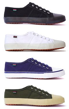 Kenya Sneakers Thinking if these instead of my Chucks next time