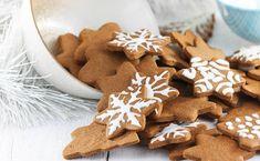 Mój najlepszy przepis na pierniczki świąteczne z miodem. Te pierniczki korzenne są bardzo proste do zrobienia. Robię je każdego roku, więc jest to przepis sprawdzony. Pierniczki są super chrupiące. Pavlova, Gingerbread Cookies, Stuffed Mushrooms, Vegetables, Cooking, Cake, Recipes, Recipe, Gingerbread Cupcakes