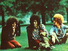 Hyde Park: London, England 1967