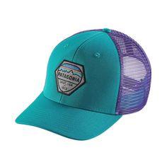 875cd4f7106 Fitz Roy Hex Trucker Hat