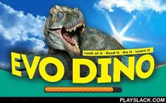 EVO DINO - EVODINO AR  Android App - playslack.com , ○ EVO DINO Future-oriented smart book in augmented reality• Look at realistic pictures• Read interesting texts• Experience realistic dinosaurs through augmented realityWhat is Augmented Reality?Augmented Reality is computer technology that brings virtual reality to the real world. It is an excellent smart educational technique that is used by the Ministry of Education and other advanced countries. EVO DINO is a book combined with augmented…