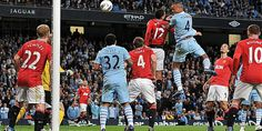 Manchester United vs. Manchester City: Man U vs. Second City is always a delight.