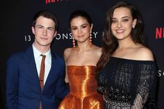 How Is Selena Gomez Involved in 13 Reasons Why?   POPSUGAR Entertainment